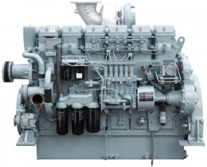 Advanced Manufacturing Power Systems Inc Mitsubishi AMPS - Mitsubishi industrial engines
