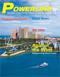 Powerline, Island Power Case Study
